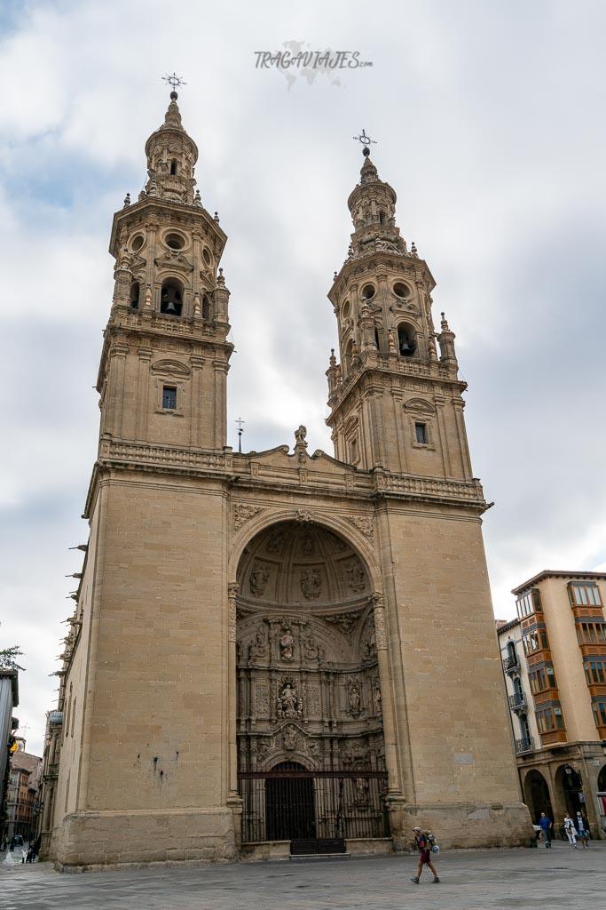 Imprescindibles de Logroño - Concatedral de Santa María de la Redonda