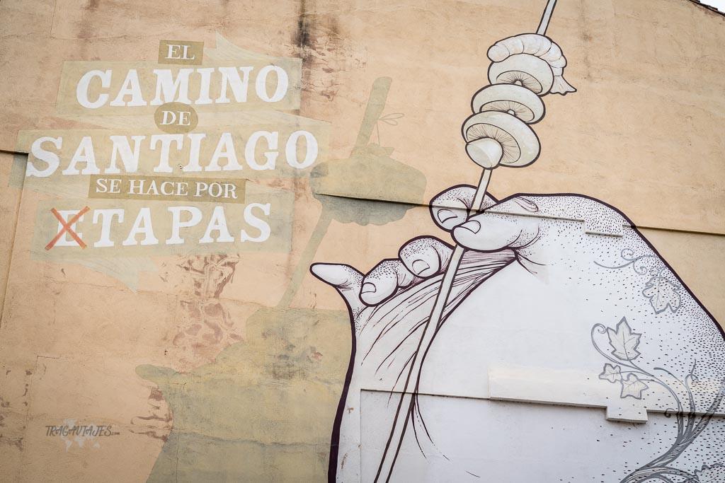 Qué ver en Logroño - Murales de Logroño