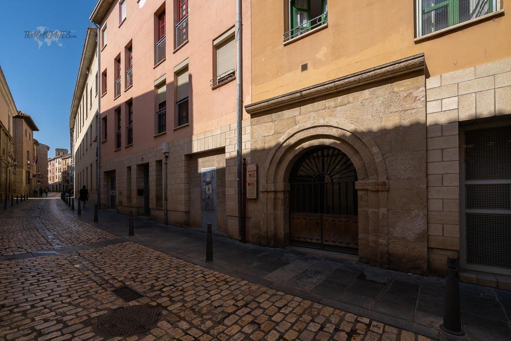 Visitar Logroño - Calados De Rua Vieja