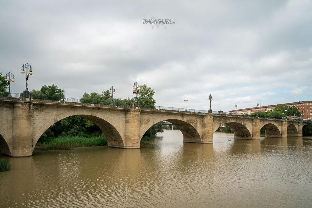 Qué no te puedes perder en Logroño - Puente de Piedra
