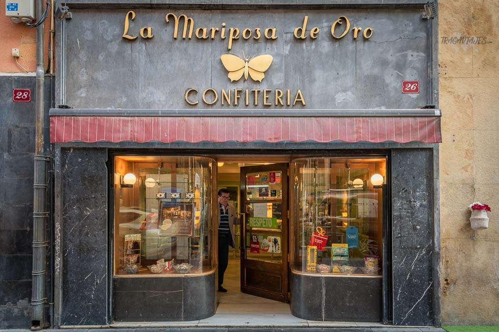 Comer en Logroño - La Mariposa de Oro