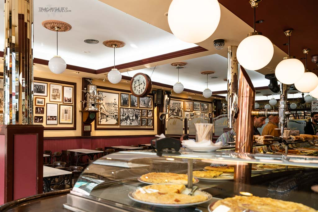 Tomar algo en Logroño - Café Moderno
