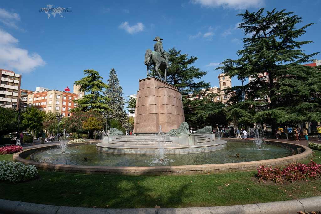 Qué ver en Logroño en un día - Paseo del Espolón