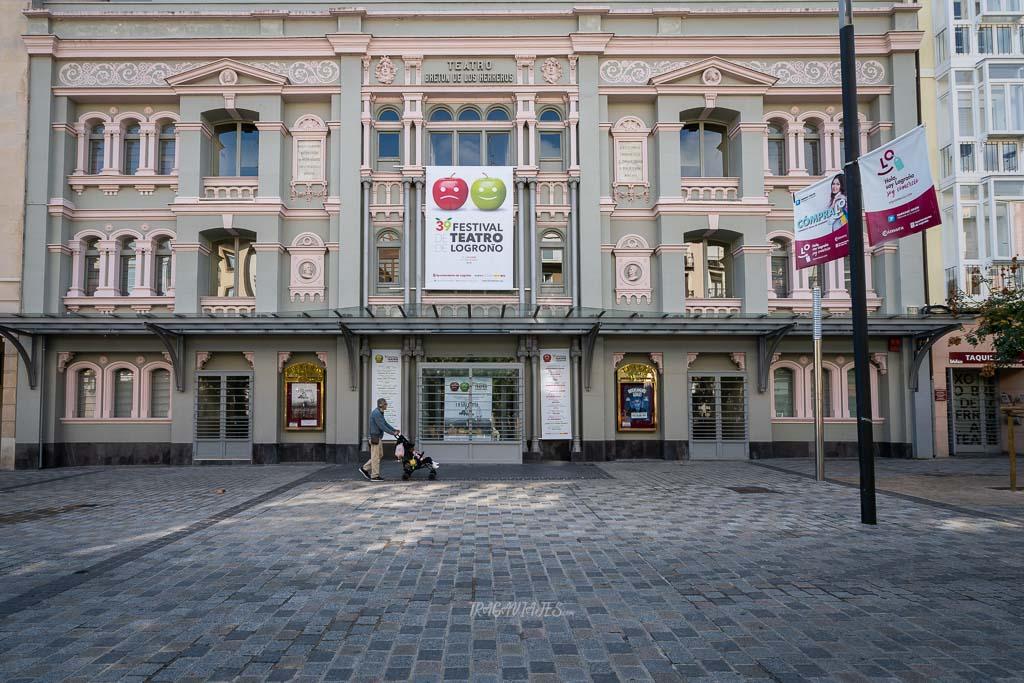 Imprescindibles de Logroño - Teatro Bretón