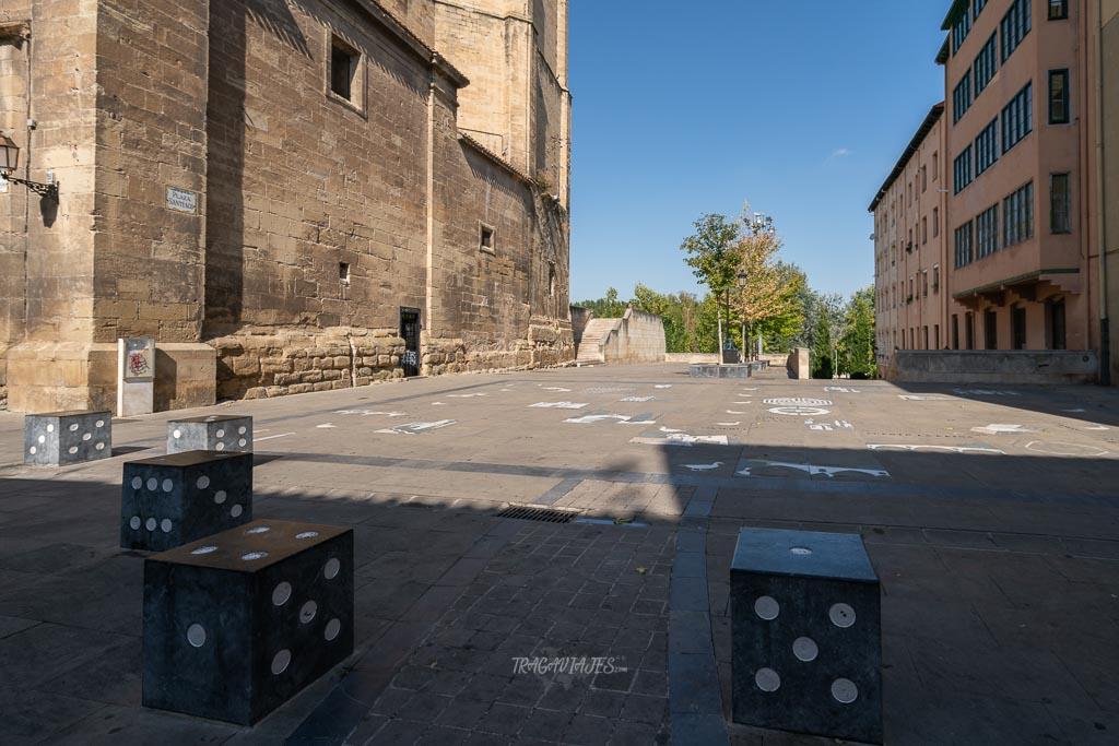 Visitar Logroño en un día - Plaza de la Oca