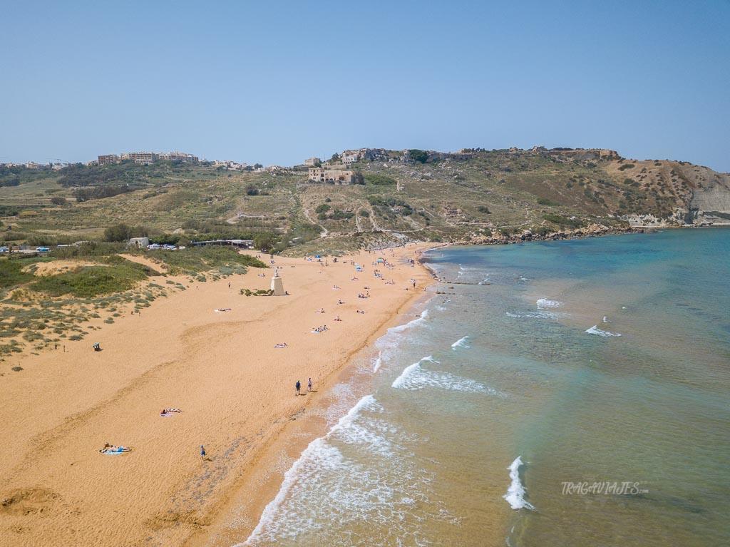 Ramla bay en Gozo