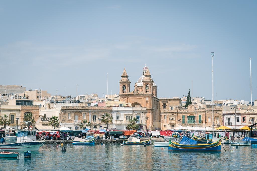 ¿ Qué ver en Malta en cuatro días? - Marxaslokk