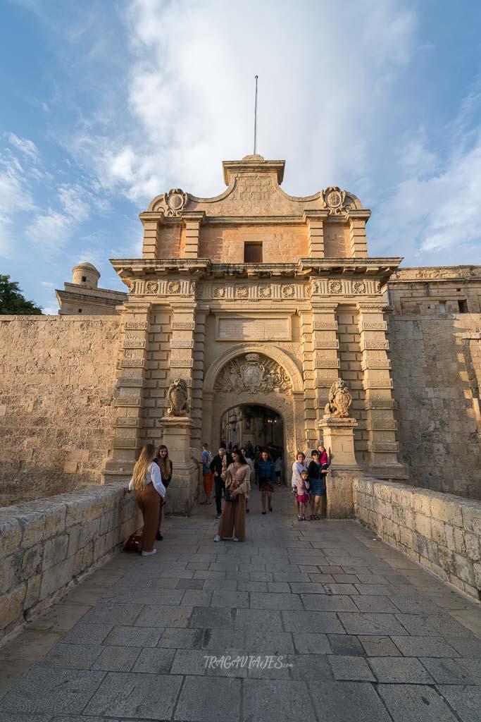 La ciudad medieval de Mdina