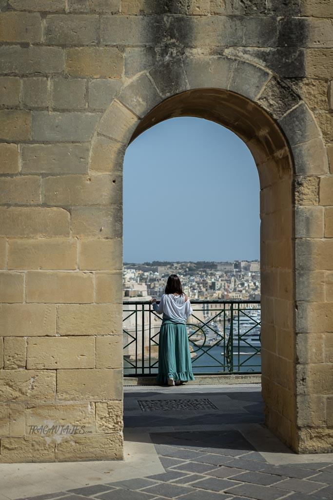 ¿Qué ver en Malta en 4 días? - Pasear por la Valeta