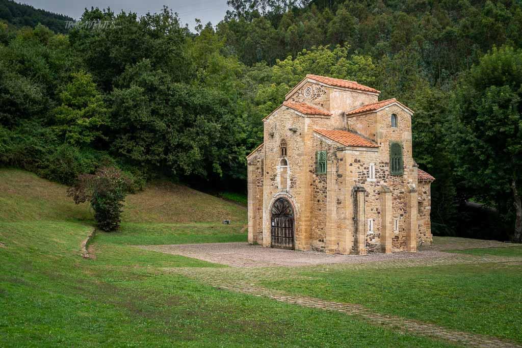 Qué ver en Oviedo - San Miguel de Lillo