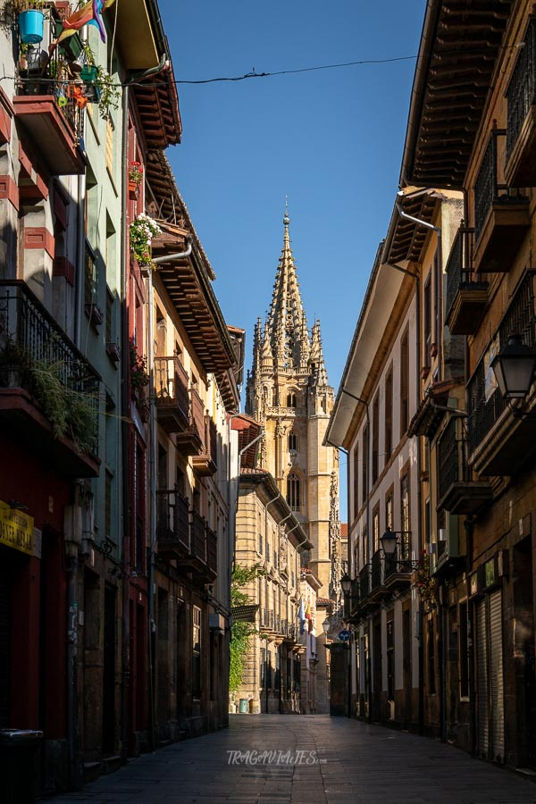 Qué ver en Oviedo en 2 días - Calle Mon