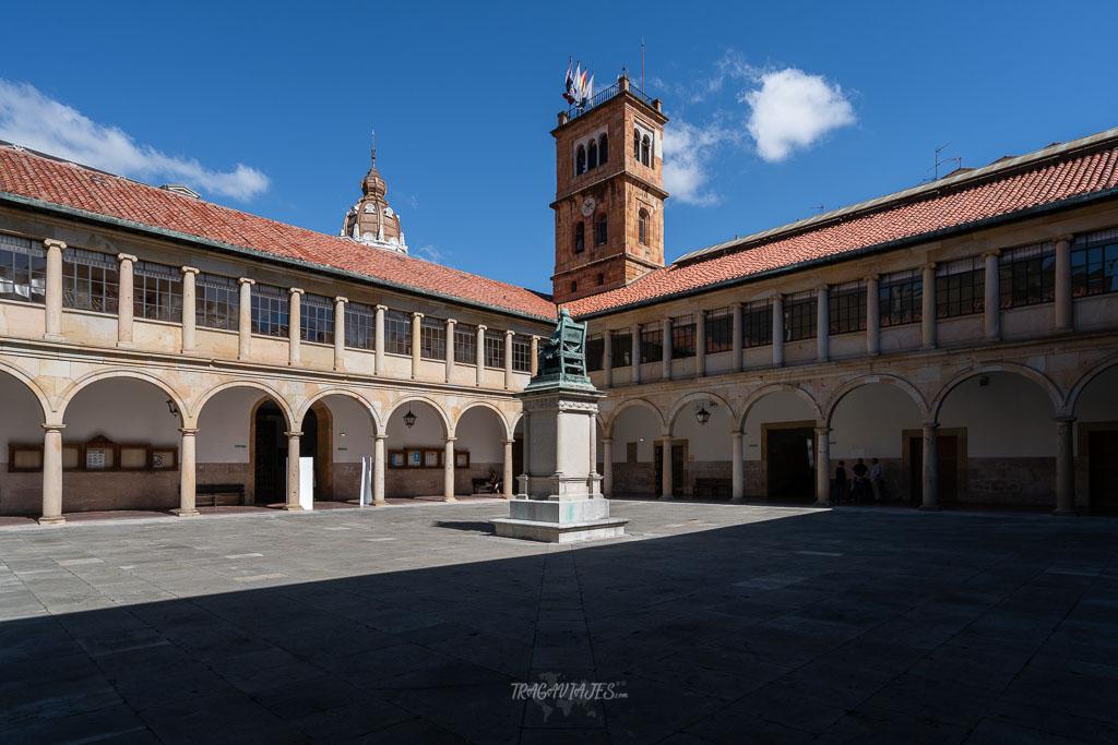Qué ver en Oviedo en 2 días - Universidad de Oviedo