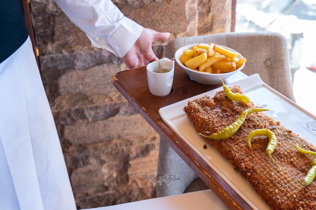 Dónde comer en Oviedo - La Corte de Pelayo