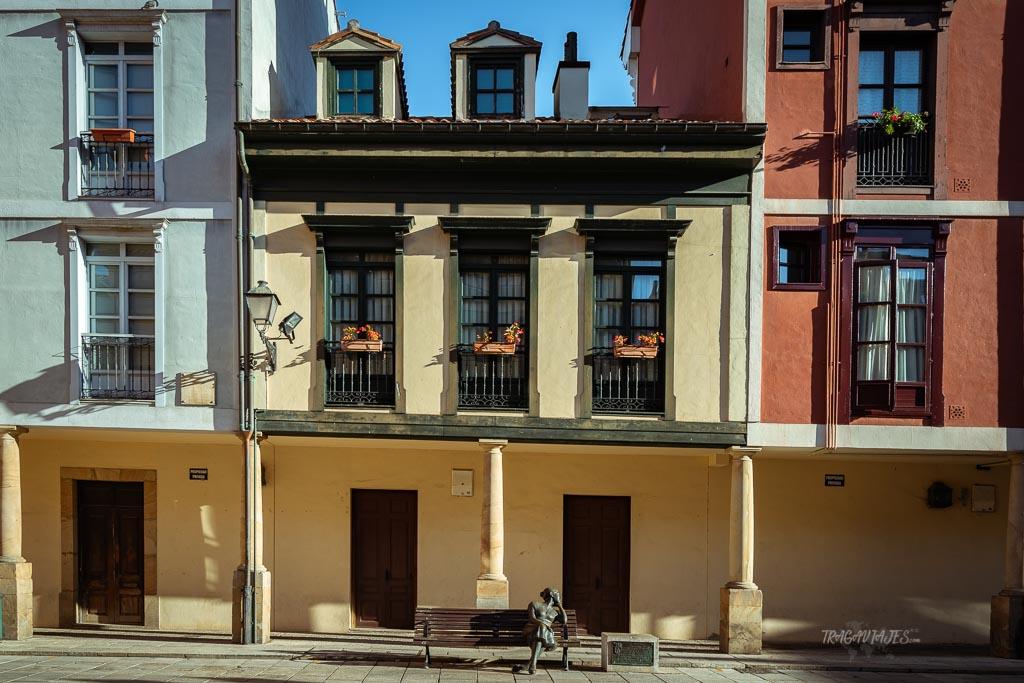 Qué ver en Oviedo en un día - Plaza de El Fontán