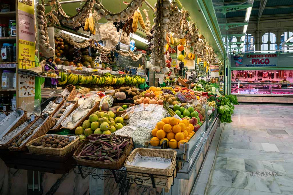 Qué ver en Oviedo en un día - Mercado El Fontán