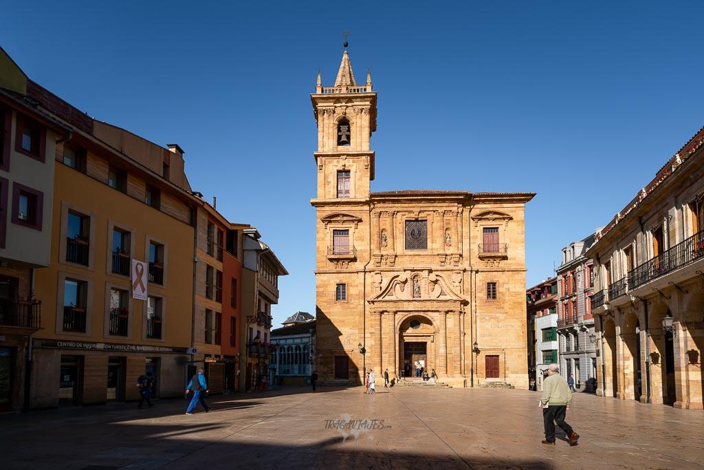 Qué ver en Oviedo y alrededores - Iglesia San Isidoro el Real