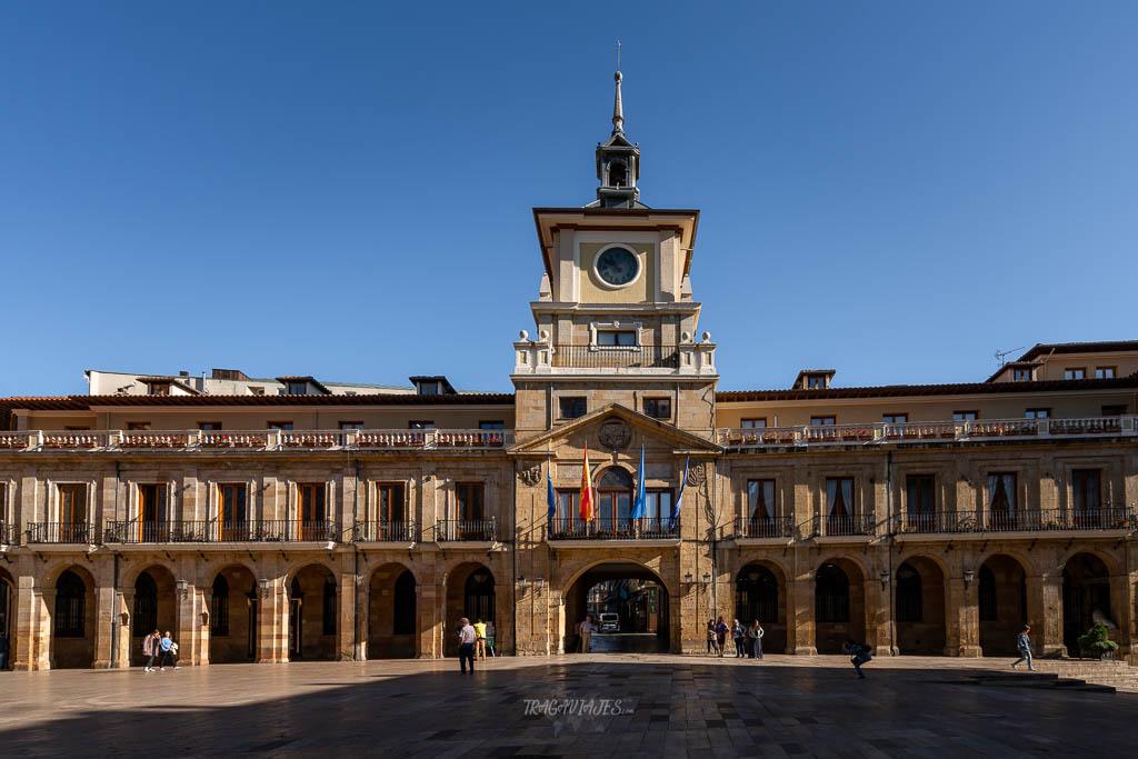 Qué ver en Oviedo y alrededores - Ayuntamiento