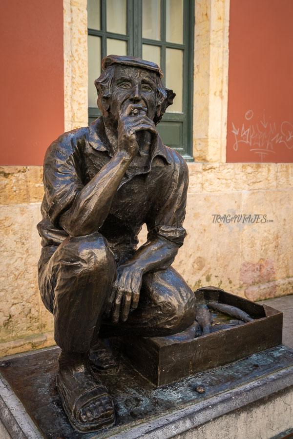 Qué ver en Oviedo en un día - Plaza Trascorrales