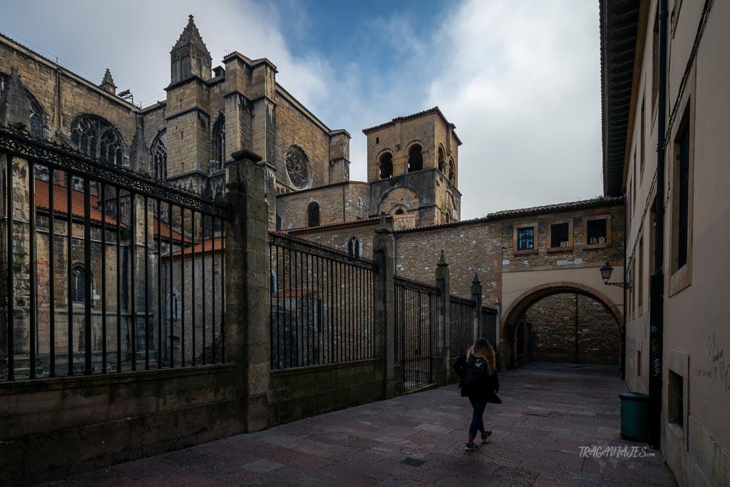 Qué ver en Oviedo y alrededores - Travesía de Santa barbara