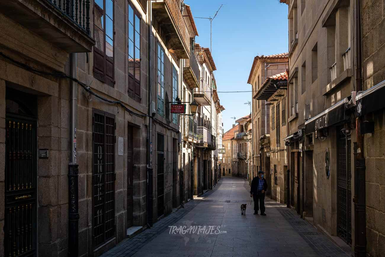 Ciudades de Galicia