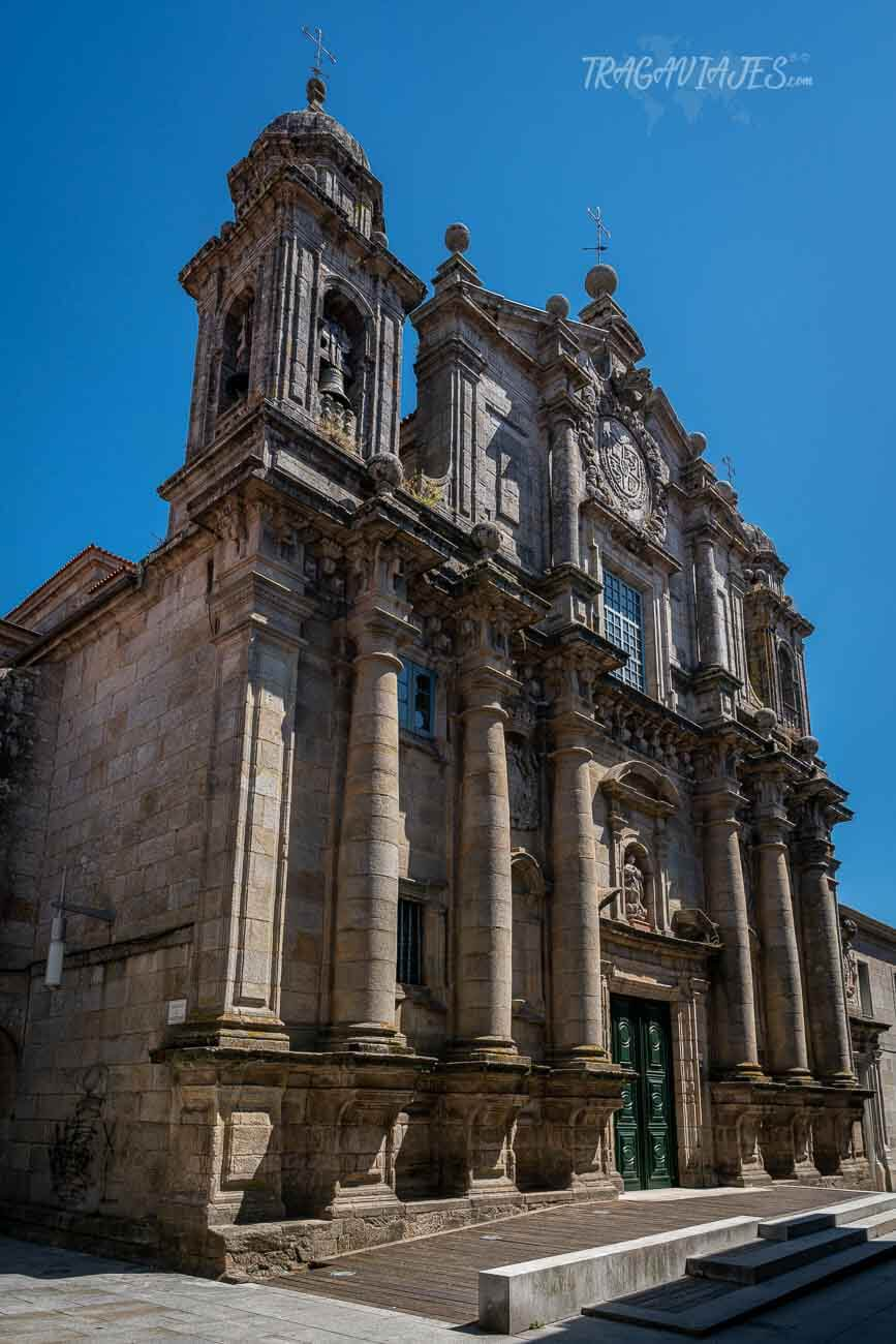 Qué ver en Pontevedra - Iglesia de San Bartolomé
