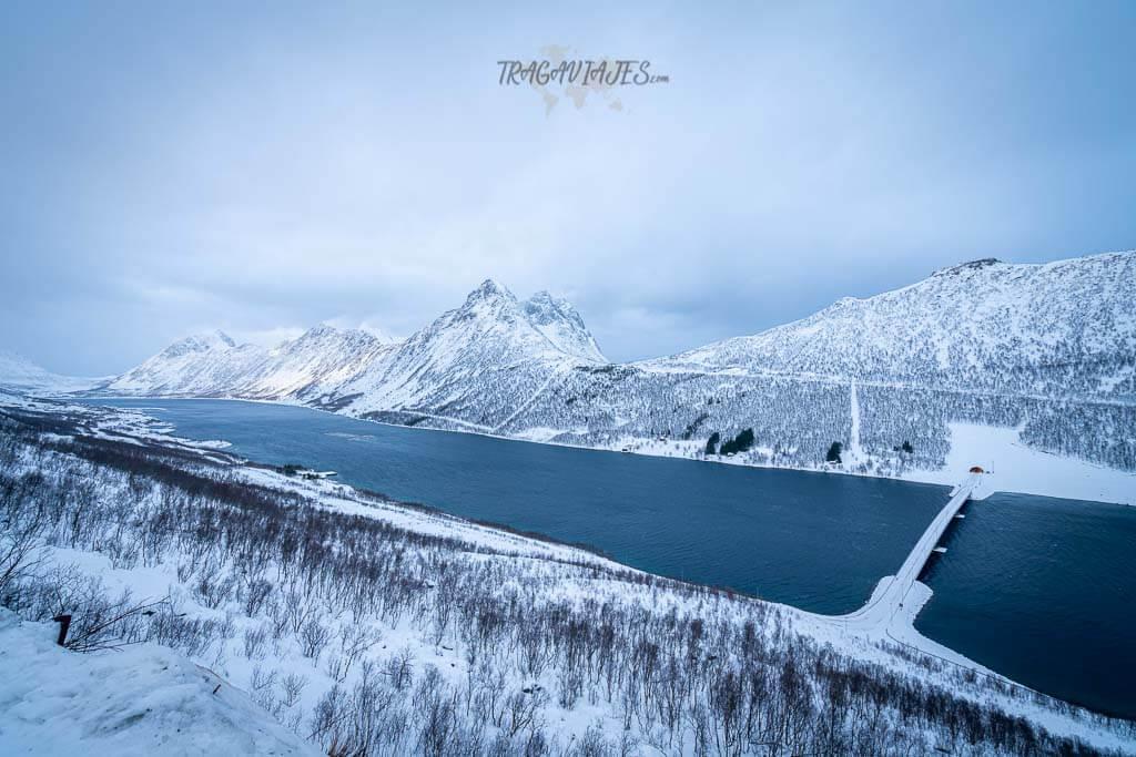 Imprescindibles de Senja - Firodo de Gryllefjorden