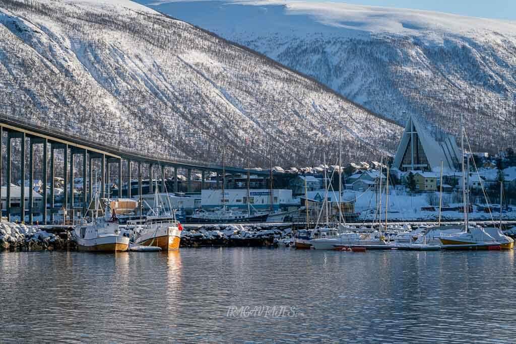 Imprescindibles que ver en Tromso - Catedral del Ártico