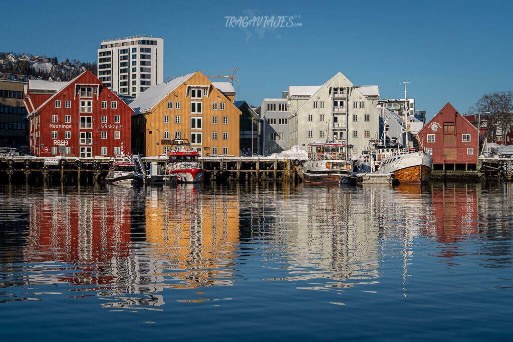 Qué hacer en Tromso - Visitar su puerto