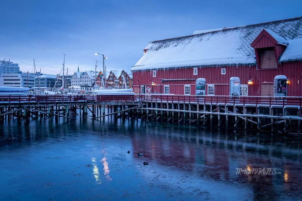 Museos de Tromso - Museo Polar