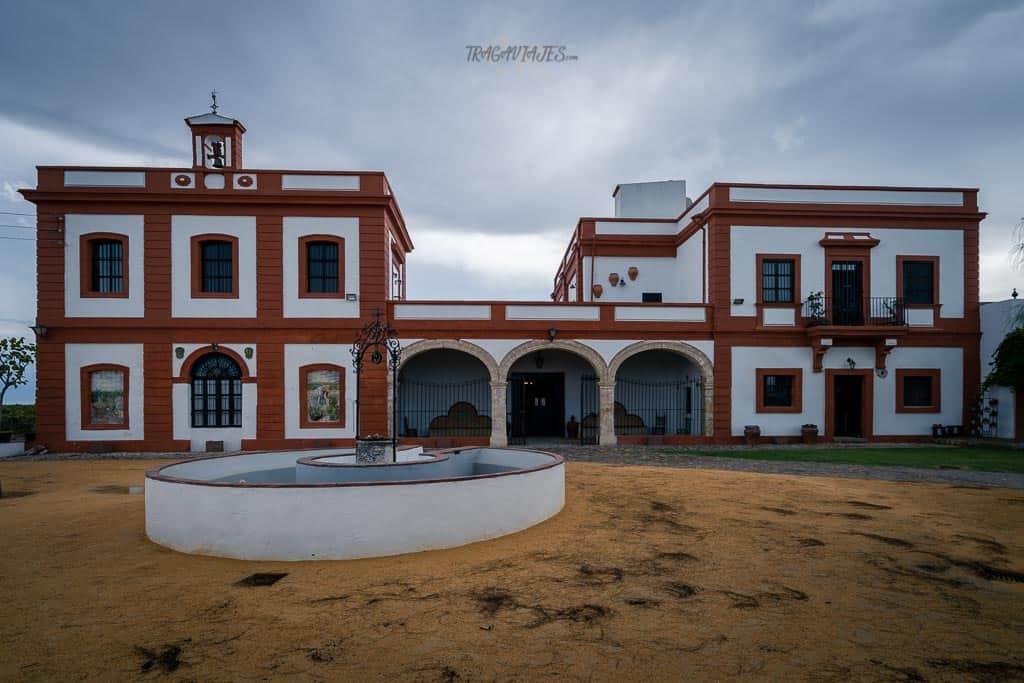Qué ver en El Puerto de Santa María - Casas de viña
