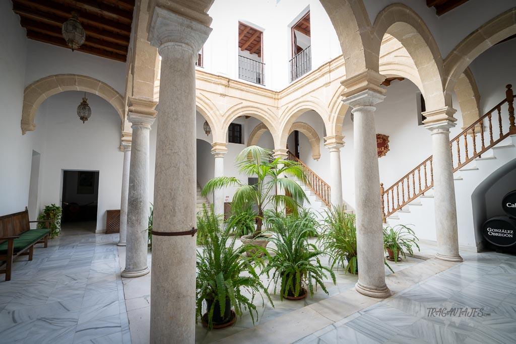 Qué ver en El Puerto de Santa María - Palacio de Araníbar: