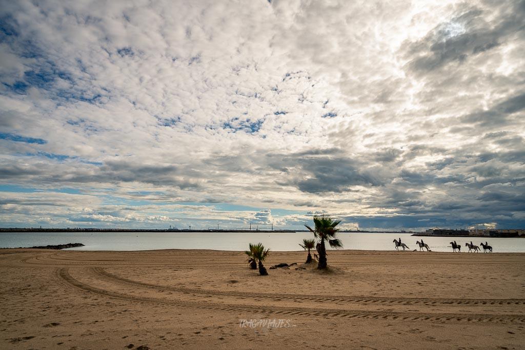 Qué ver en El Puerto de Santa María - Playas de El Puerto