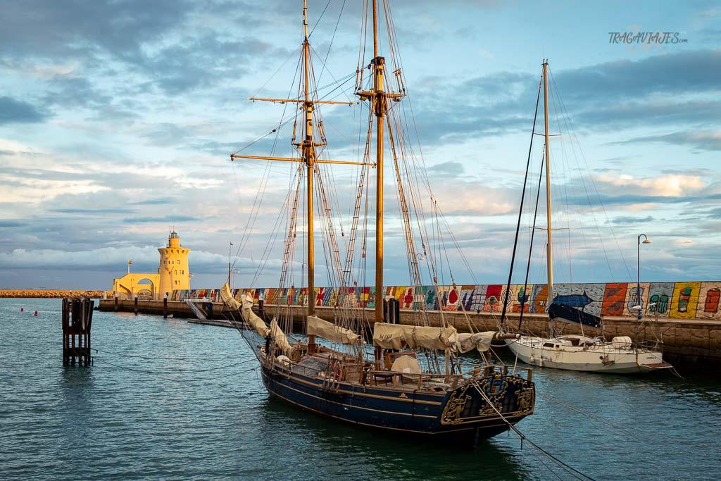Qué ver en El Puerto de Santa María - Faro Puerto Sherry