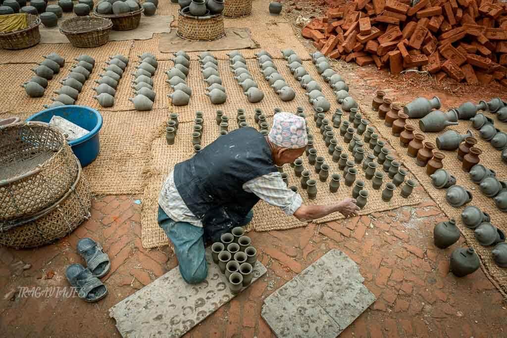 Qué ver en Katmandú - Plaza de las vasijas