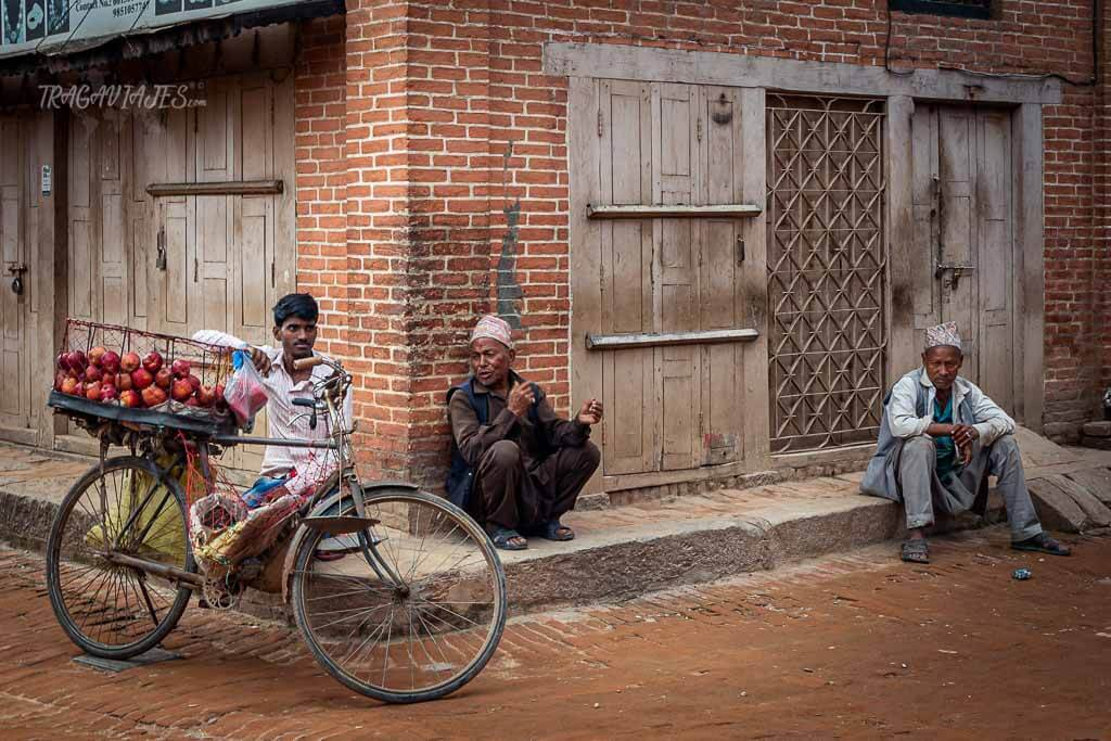 Qué ver en Katmandú - Escenas de Patan