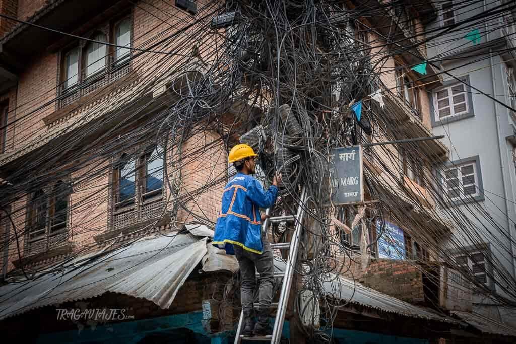 Qué ver en Katmandú en 4 días - Escenas de Katmandú