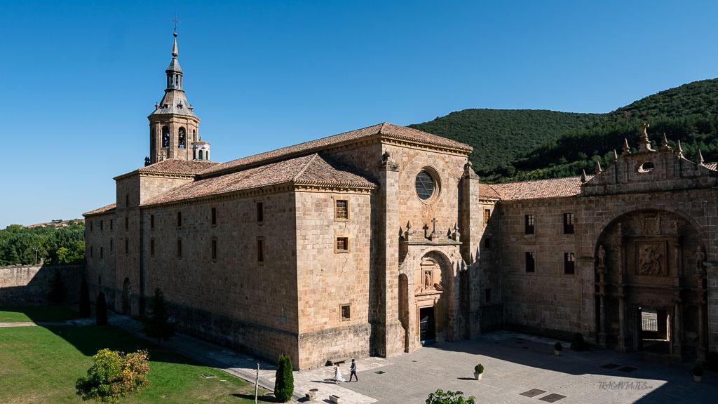Qué ver en la Rioja en 3 días - Monasterio de San Millán de Yuso
