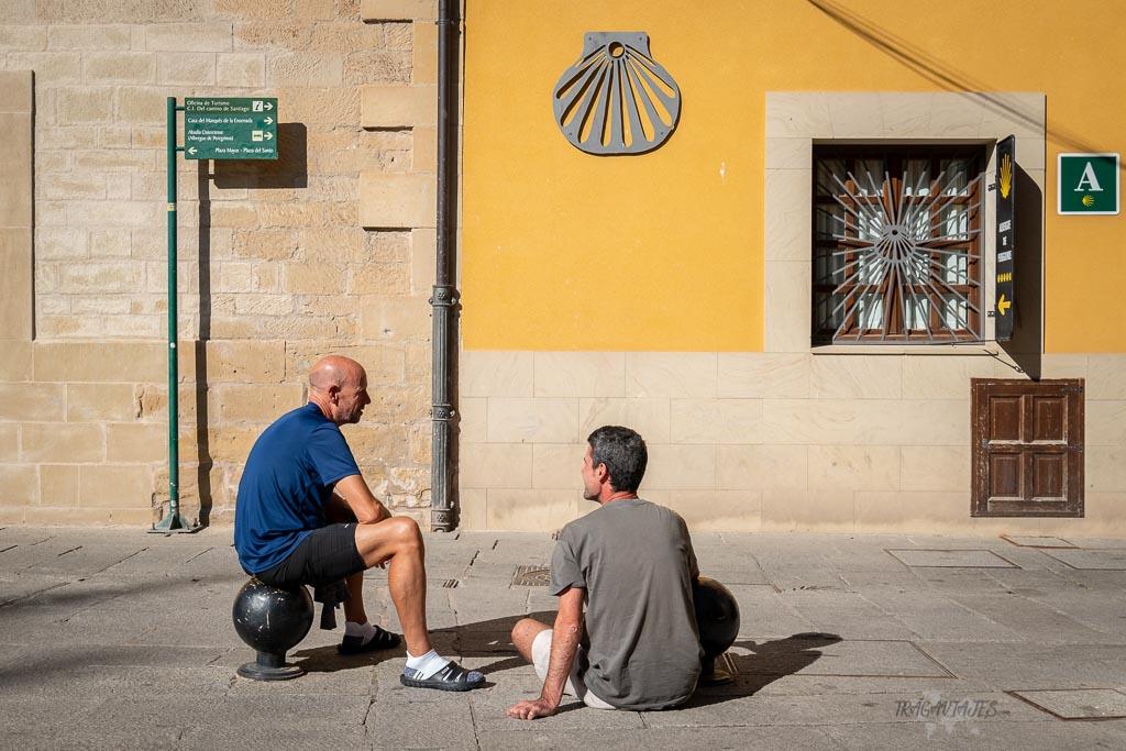 Qué ver en la Rioja en 3 días - Peregrinos