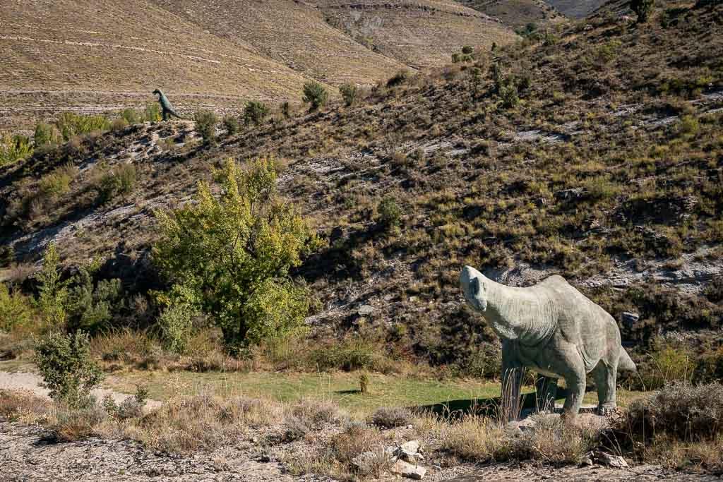 Qué ver en la Rioja en una ruta de 3 días - Dinosaurios de Enciso