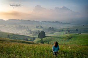 Qué ver en los Dolomitas - Alpe de Siusi