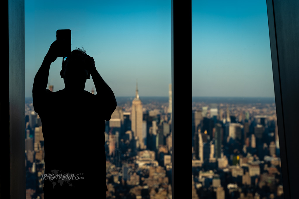Subir al One World Trade Center