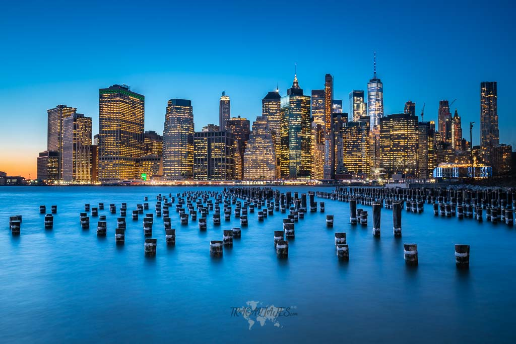 Qué ver en Nueva York - Muelle Pier 1