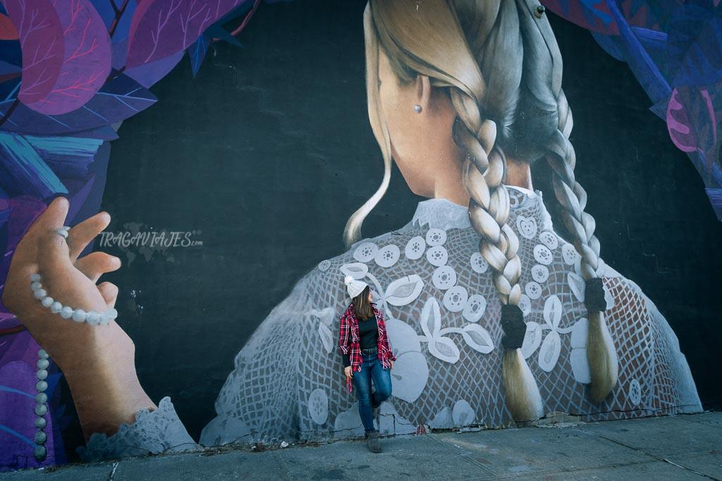 Qué hacer en Nueva York en una semana - Murales de Bushwick