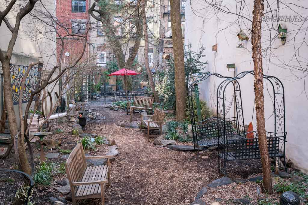 Imprescindibles de Manhattan - Jardines comunitario de East Village