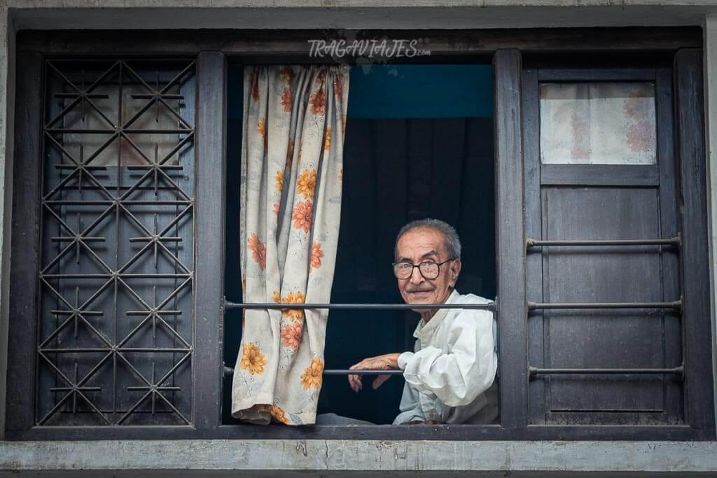 Qué ver en el valle de Katmandú - Gente napalí
