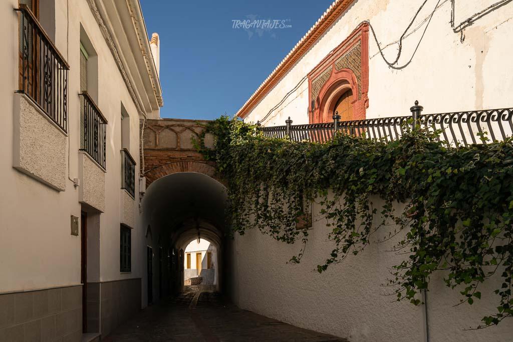 Qué ver y hacer en Salobreña - La Bóveda