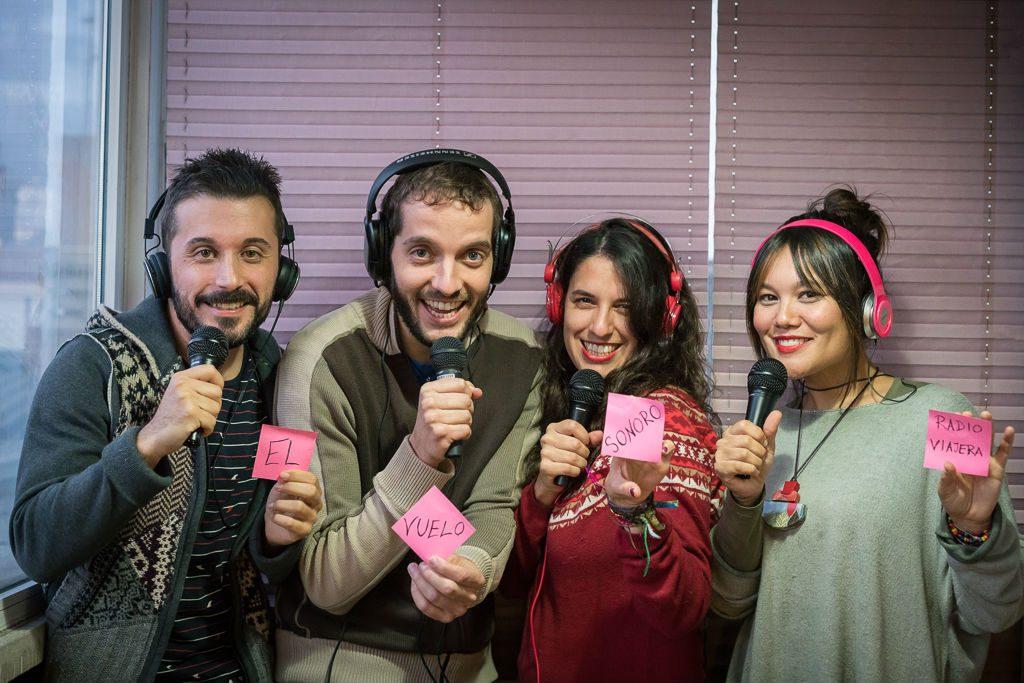 El Vuelo Sonoro en Radio Viajera