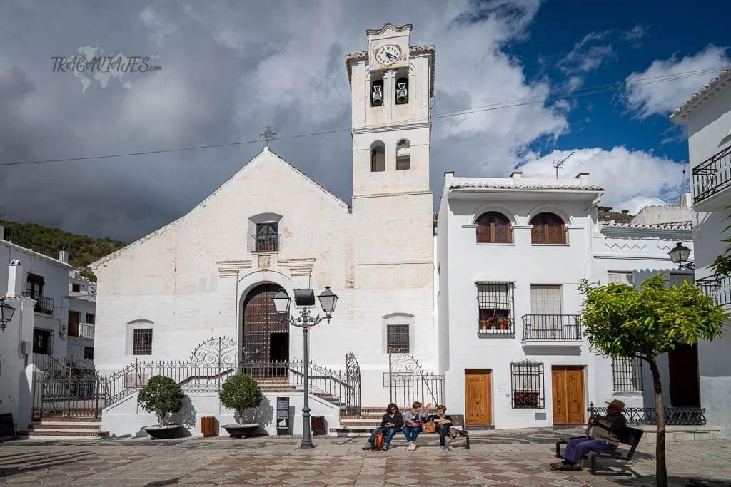 Qué ver en Frigiliana - Iglesia San Antonio de Padua