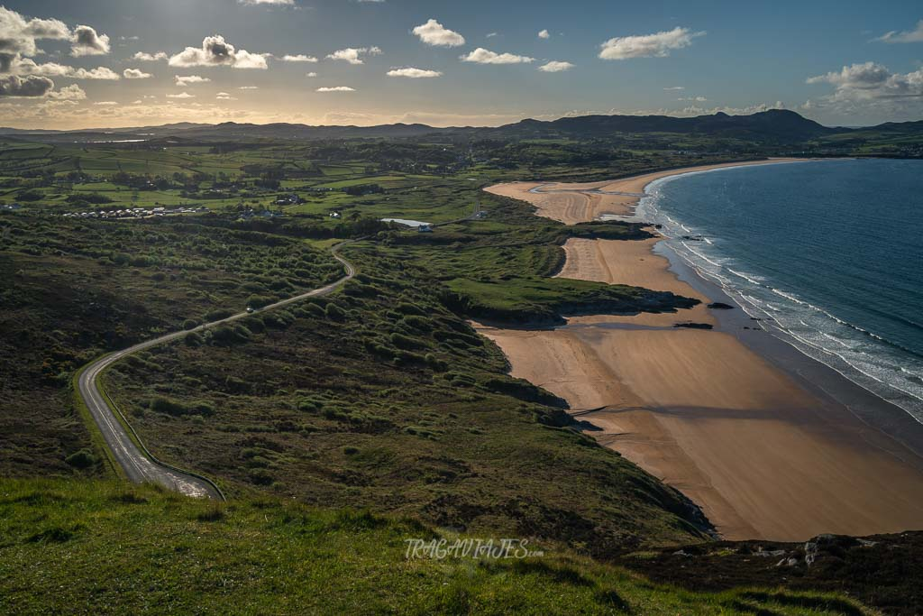 Ruta Costera Atlántica de Irlanda - Ballymastocker Bay