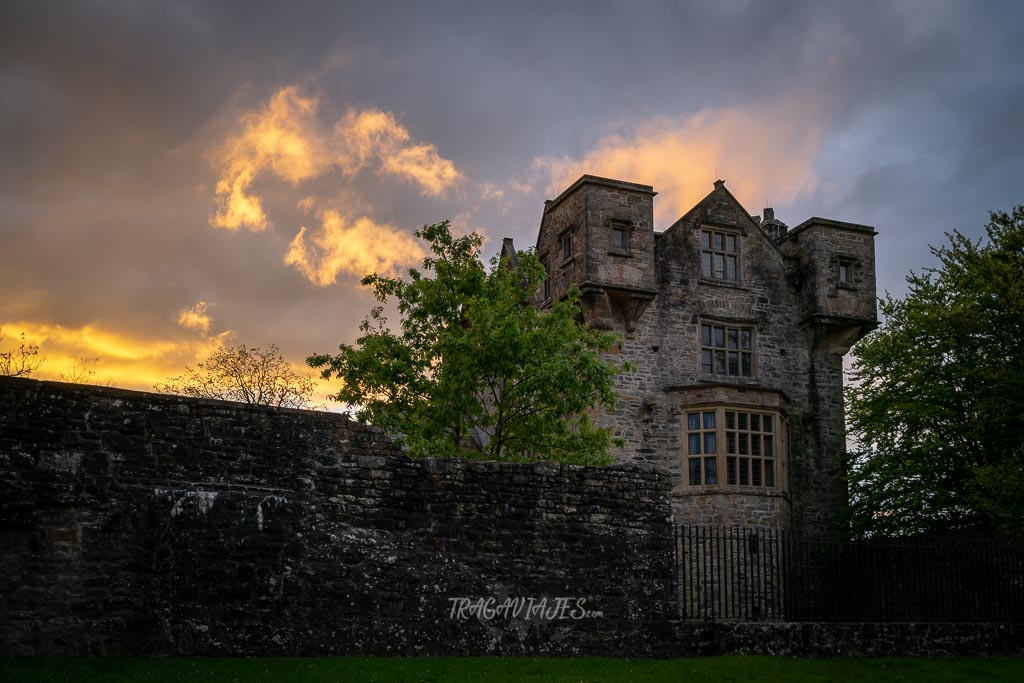 Ruta en coche por Irlanda - Castillo de Donegal